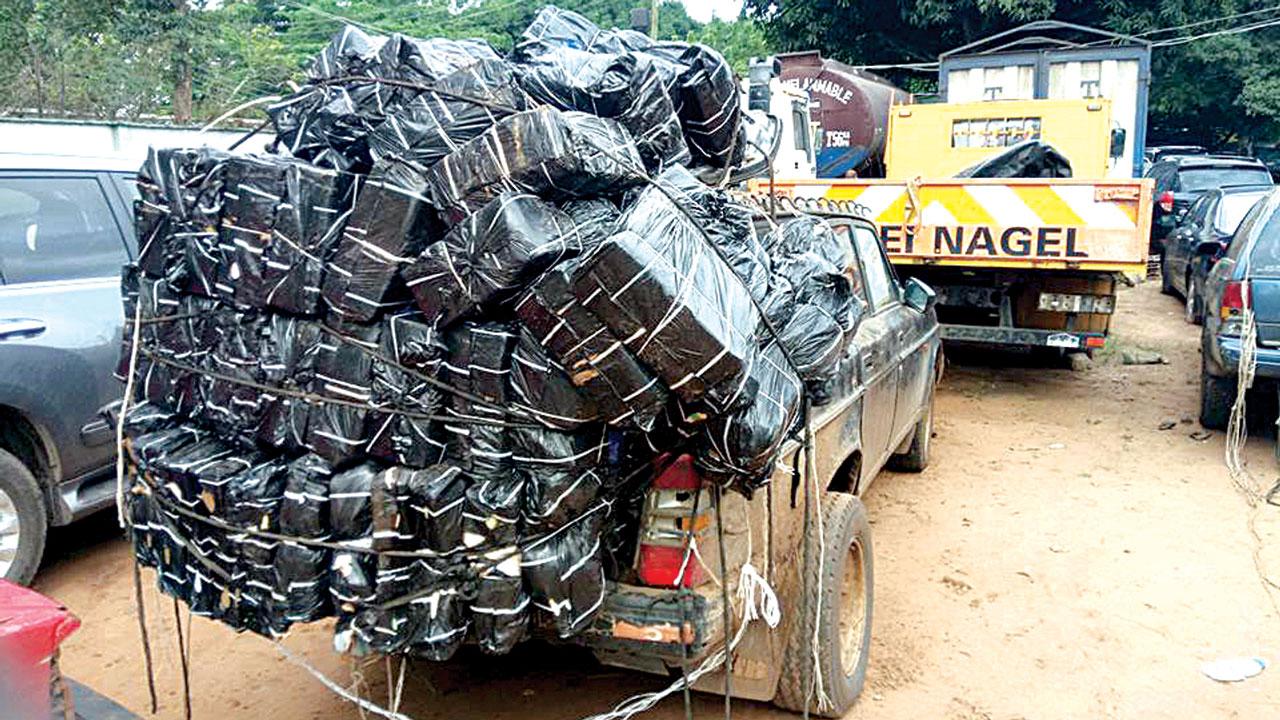 Smugglers Nigeria