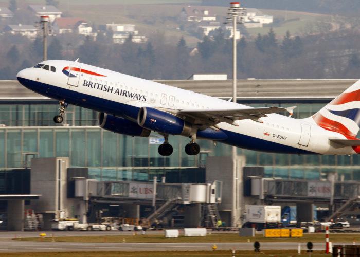 British Airways owner, IAG's third-quarter profit slightly beats market estimates