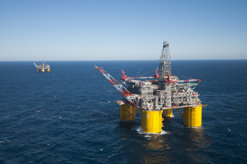 Gulf of Mexico Oil