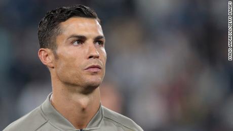 Juventus shares hurt by Ronaldo accusations