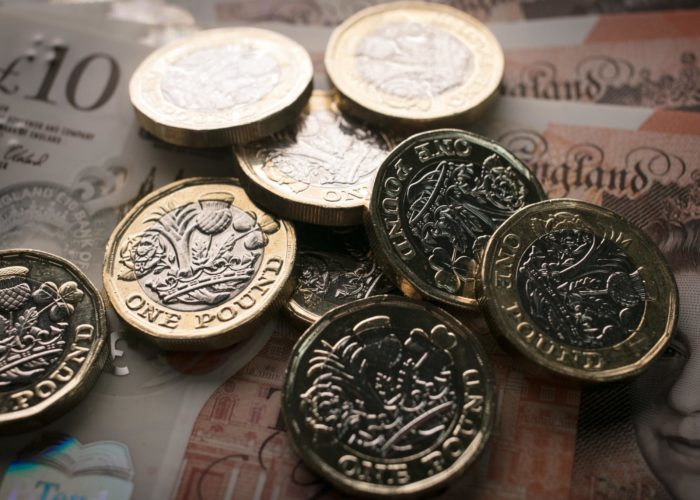 Sterling rises off 2-week lows on 2nd Brexit vote hopes
