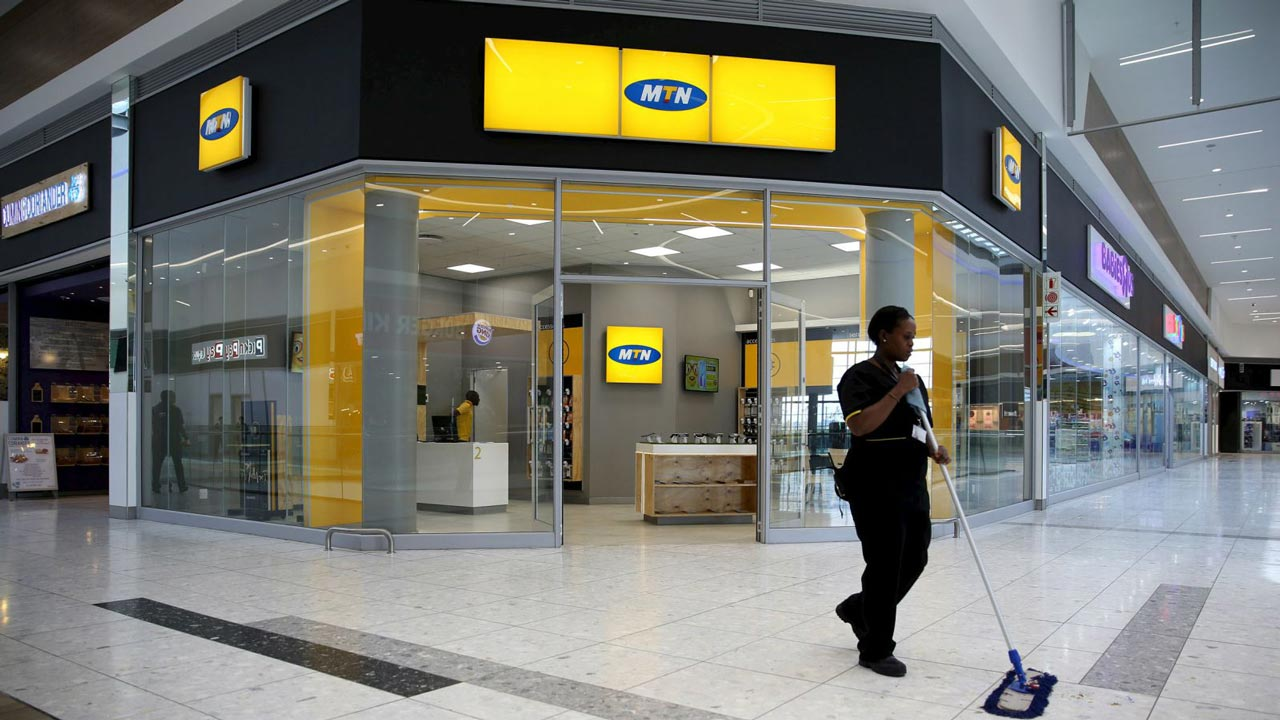 MTN Nigeria on NSE