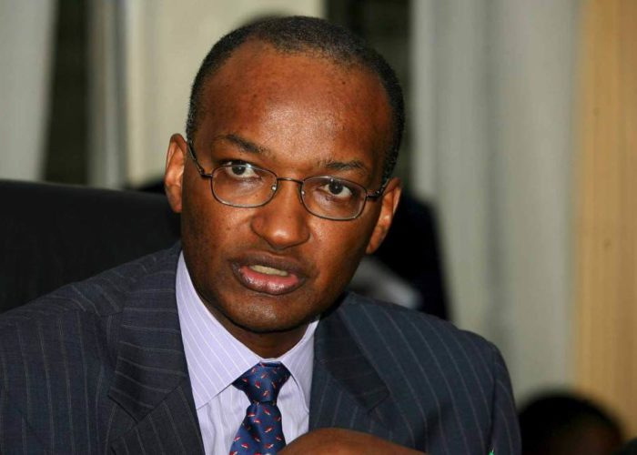 Kenya central bank governor says foreign exchange rate reflects true value