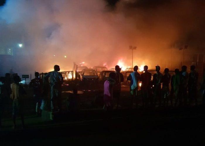 Abule Egba Fire: Oil marketers advocate tougher penalties for pipeline vandalism