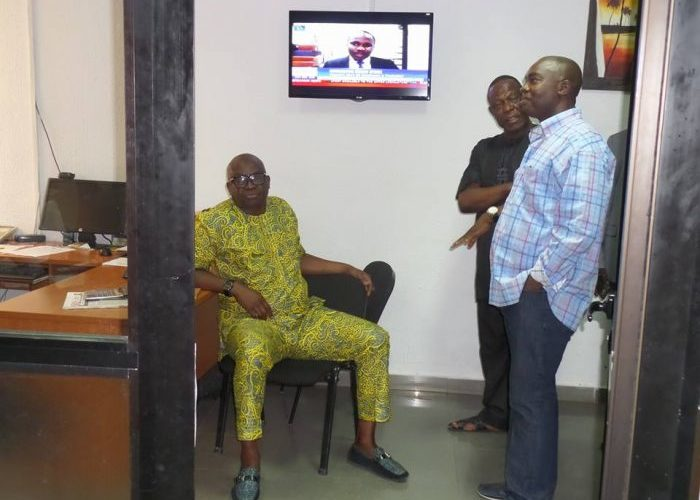 EFCC Colluding With Zenith Bank To Pervert Justice, Fayose