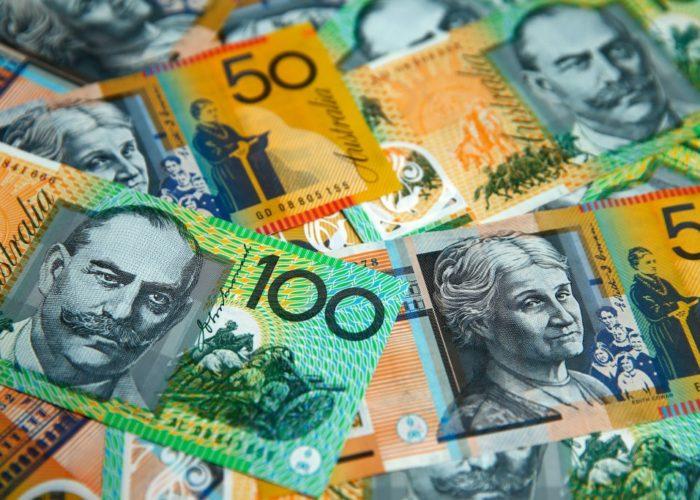 Aussie dollar slides on dismal China data