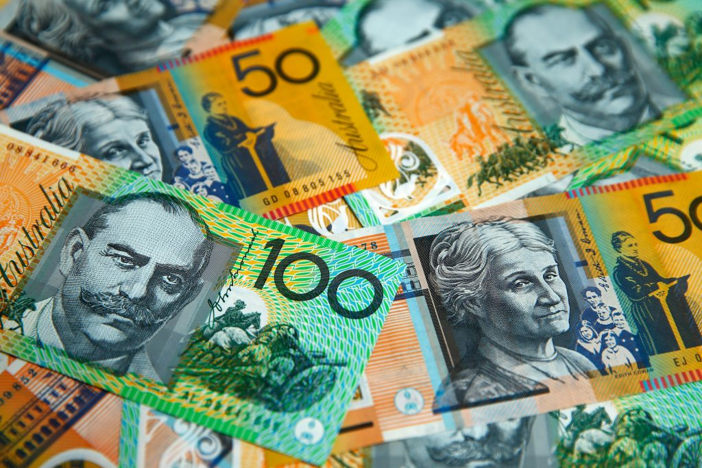 Aussie dollar slides on dismal China data