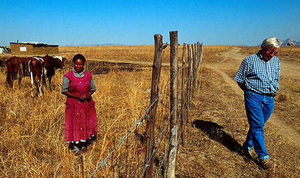S. Africa farmers seek $220m to mitigate effects of drought