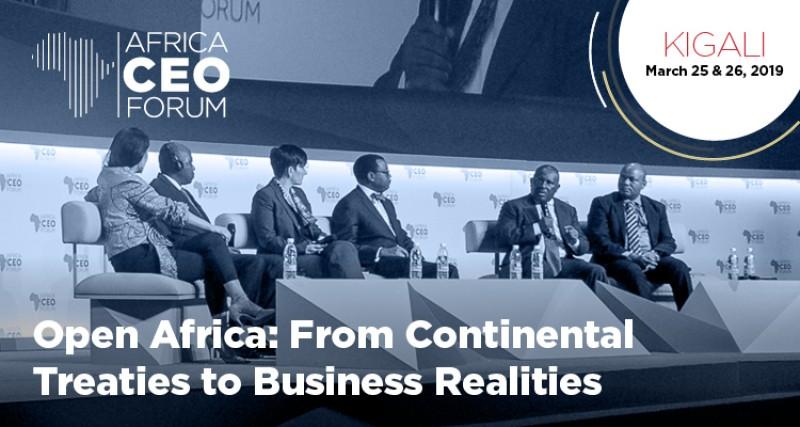 Africa CEO Forum 2019: 1,500 business leaders come together to make African economic integration a reality