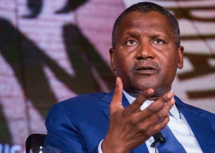 Dangote gains $5.8bn in one day, jumps to 64th on world's billionaires' list