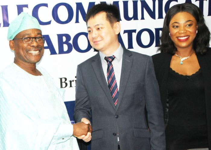 ICT: Huawei donates $1m lab to Nigeria