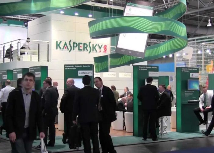 Kaspersky Lab announces 4% revenue growth to $726 million in 2018