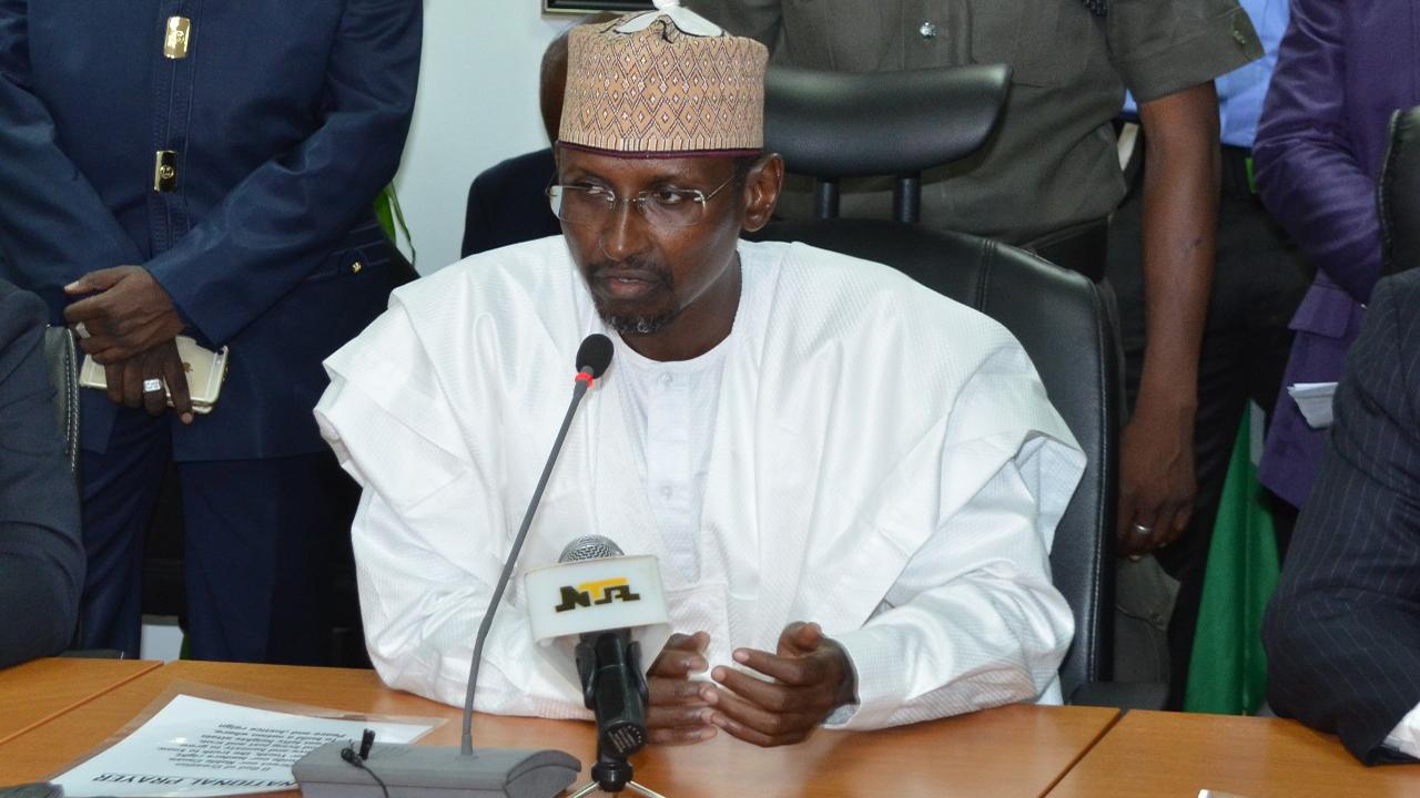 Mohammed-Bellon - FCT Minister