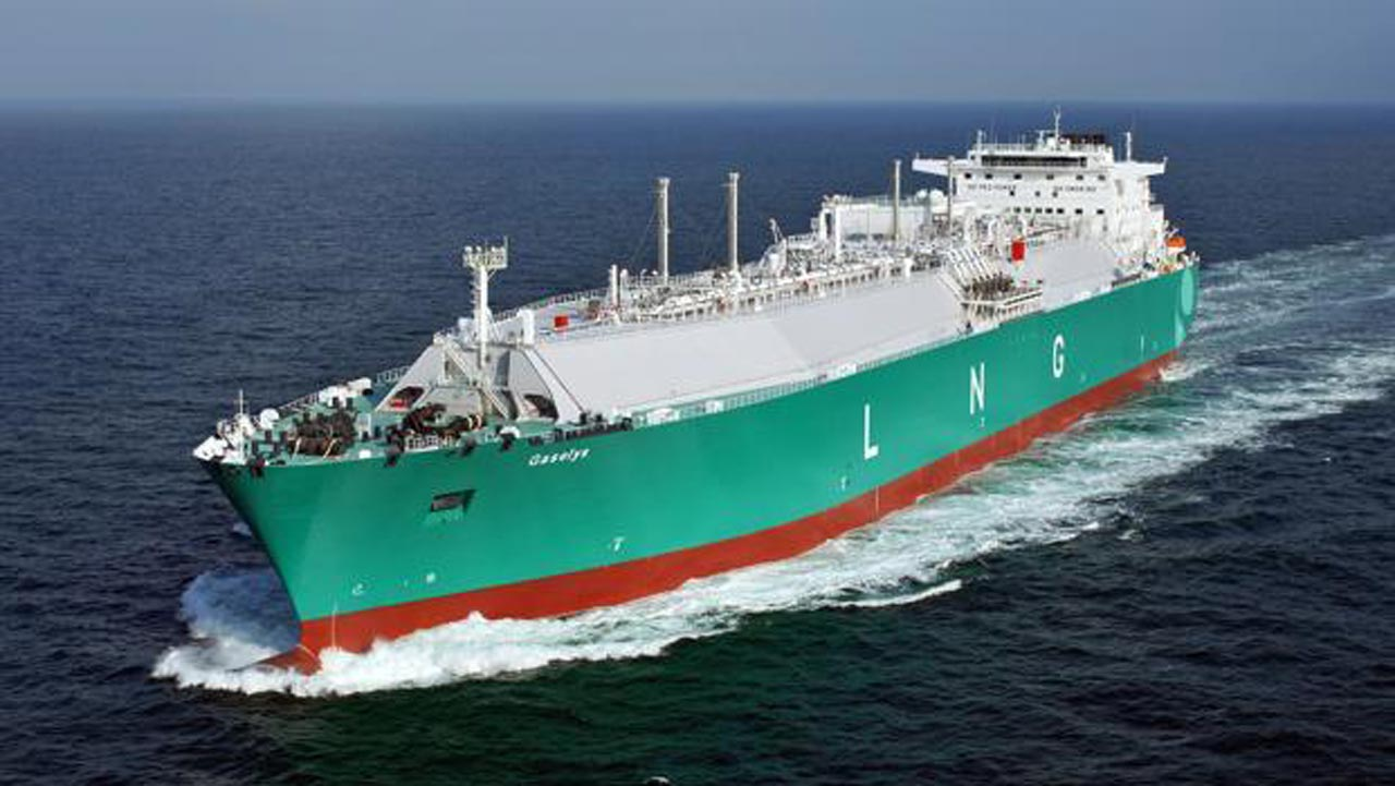 Nigerian Liquefied Natural Gas (NLNG)
