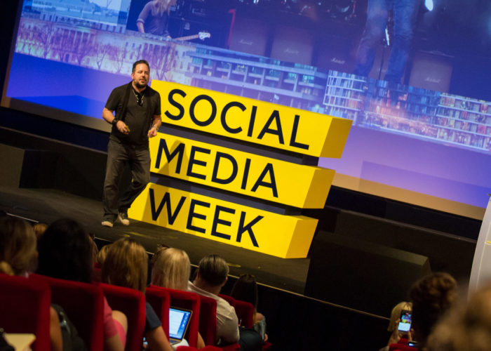 Social Media Week promotes collaboration, deals with social issues