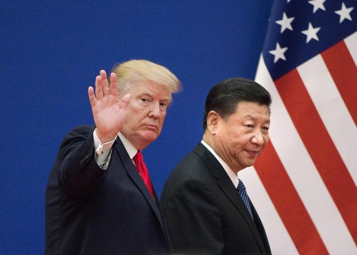 Trump says U.S., China 'very, very close' on trade deal