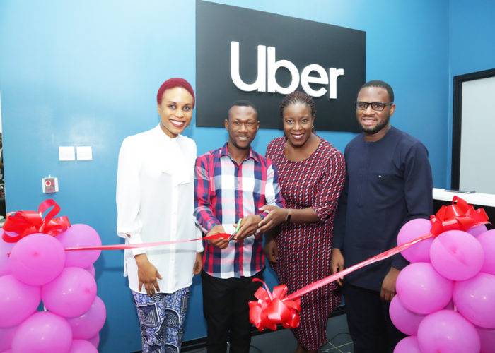 Uber opens support centre for driver-partners in Abuja