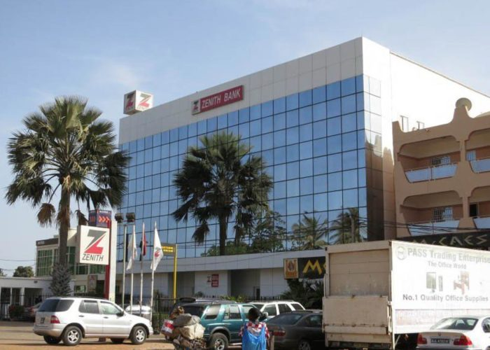 Zenith Bank's gross earnings drops to N630.34bn in 2018
