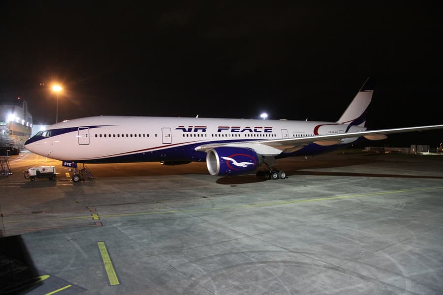 domestic airlines - Air_Peace