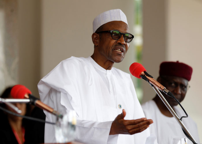 Our Economic Policies are making desired impact, Buhari tells Business Community in Lagos