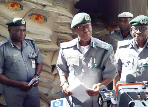 Customs earns N61bn revenue from Apapa command in two months
