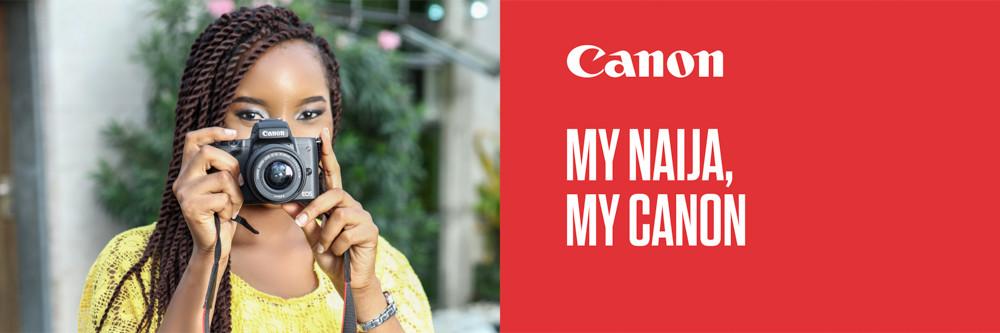 Canon_My Naija, My Canon