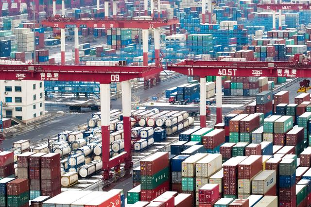 China's February trade surplus with U.S narrows sharply to $14.72bn