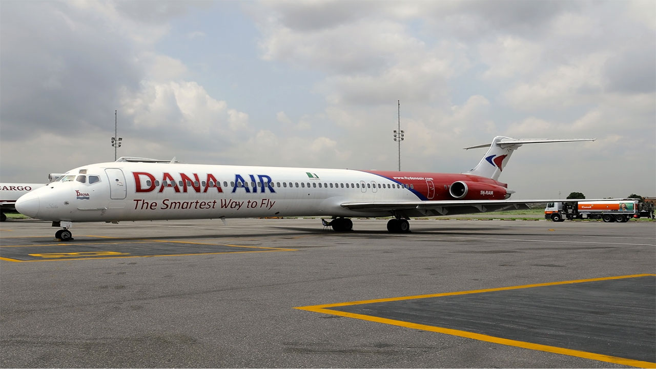Dana Air increases flight frequency to Abuja
