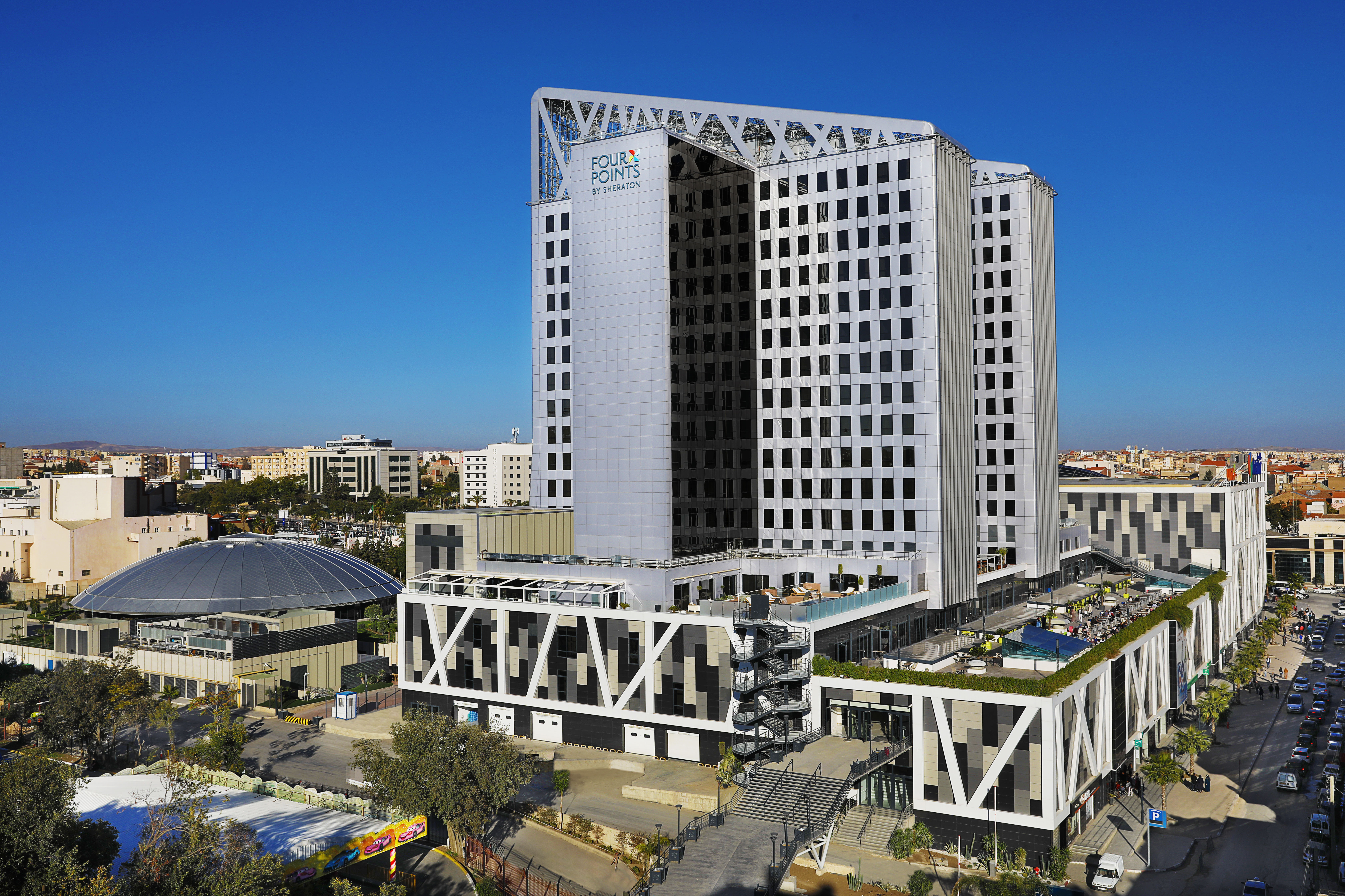 Four Points by Sheraton Setif - Exterior