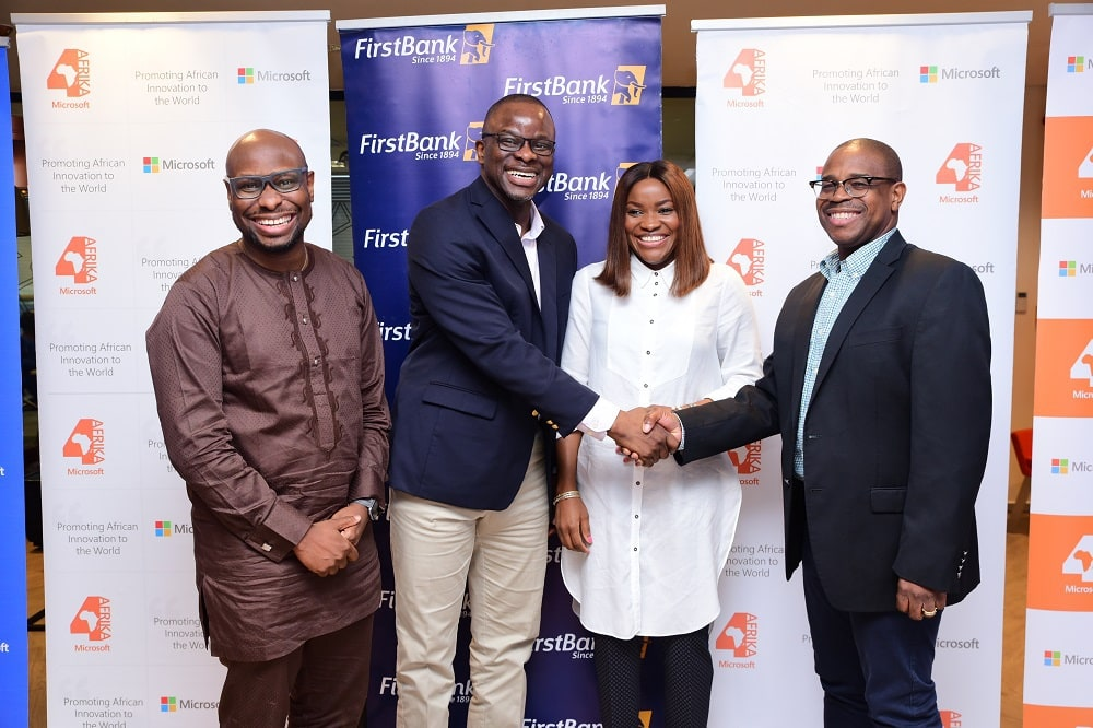 Microsoft-FirstBank partnership on SME support