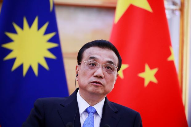 China to prepare rules in line with foreign investment law- Premier Li