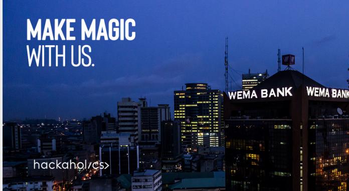 Wema-Bank-Nigeria-Hackaholics-2019