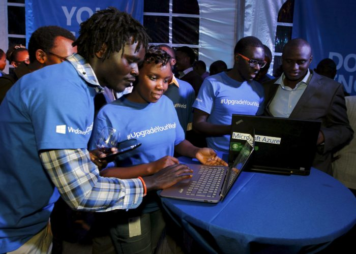 U.S charges African start-ups on technological innovation to ensure good governance