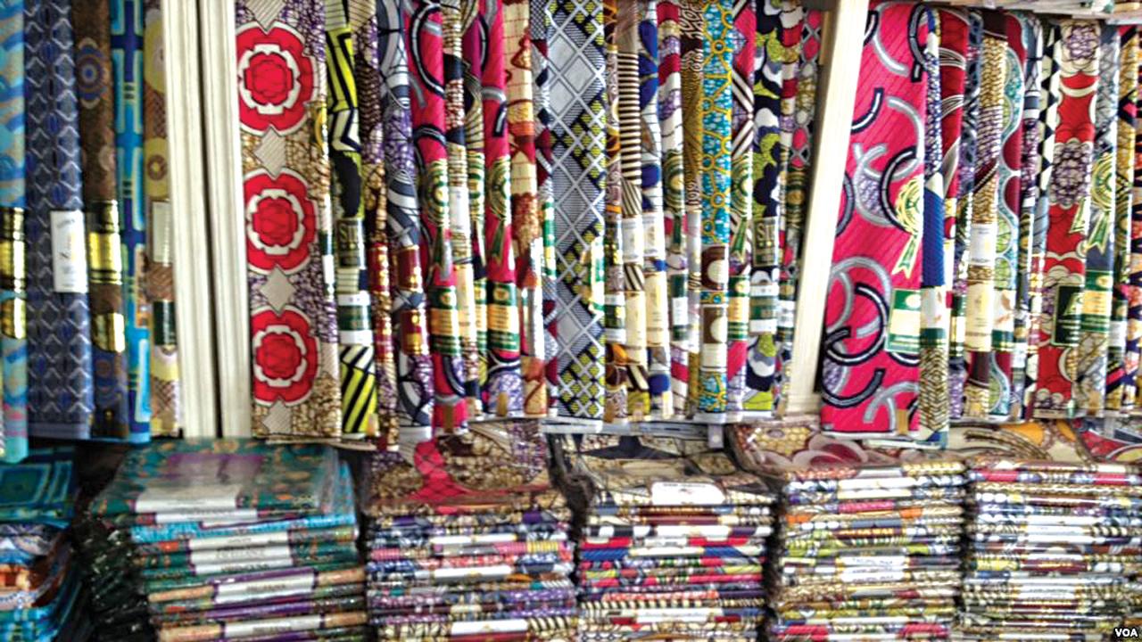 Nigeria's textile industry