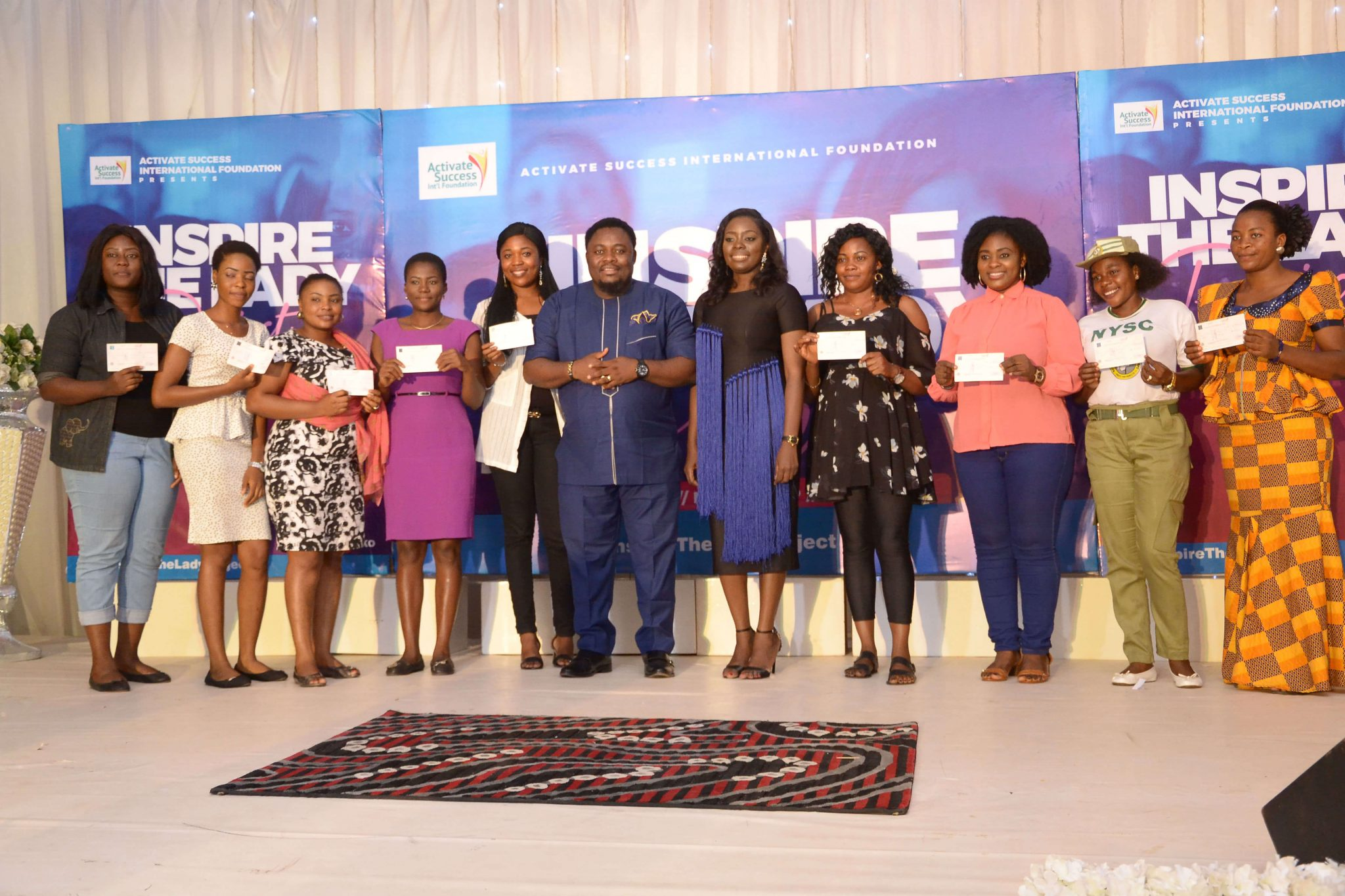 Foundation gives N200, 000 each to 10 young entrepreneurs