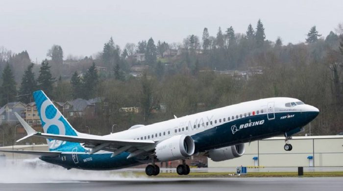 China airlines lose $579m to 737 MAX grounding
