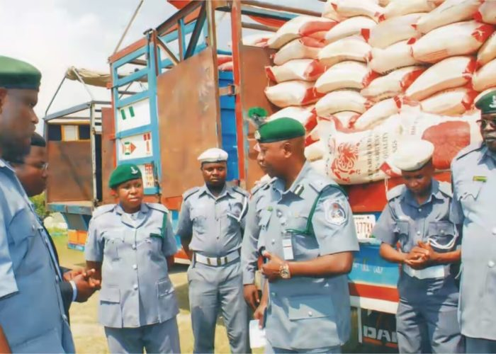 Smugglers import 20 million bags of rice to Nigeria in three months – Rice producers