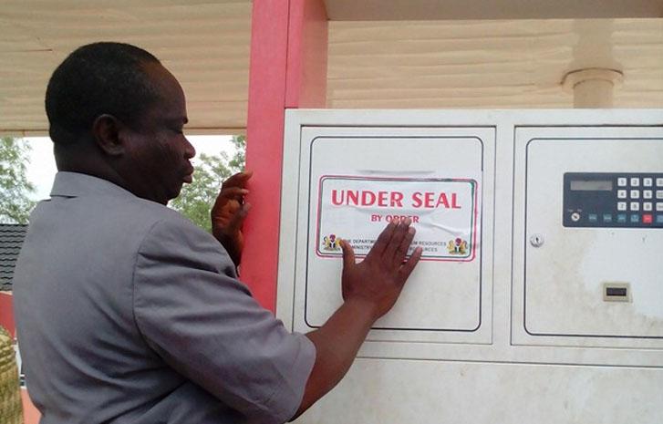 DPR-Sealed-Filling-Station