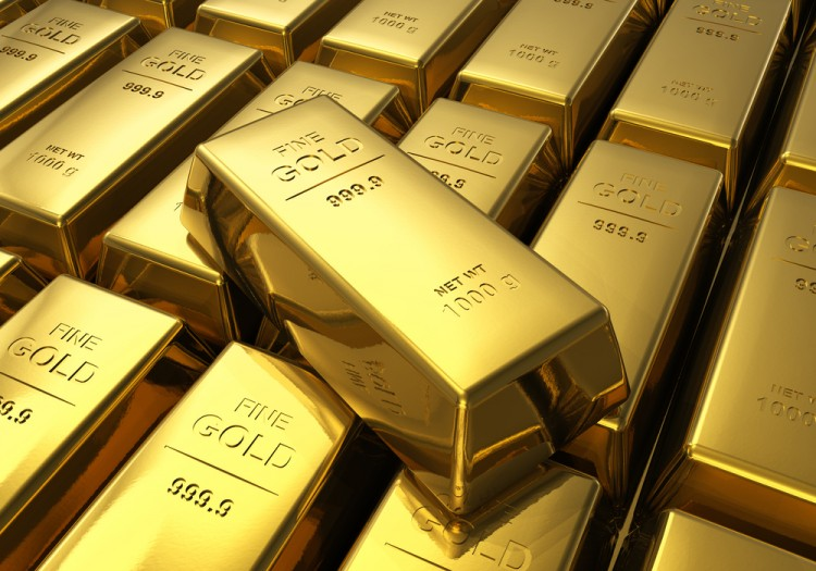 Global-Gold-mining-market-share