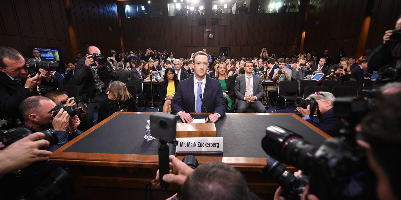 Mark-Zuckerberg during questioning