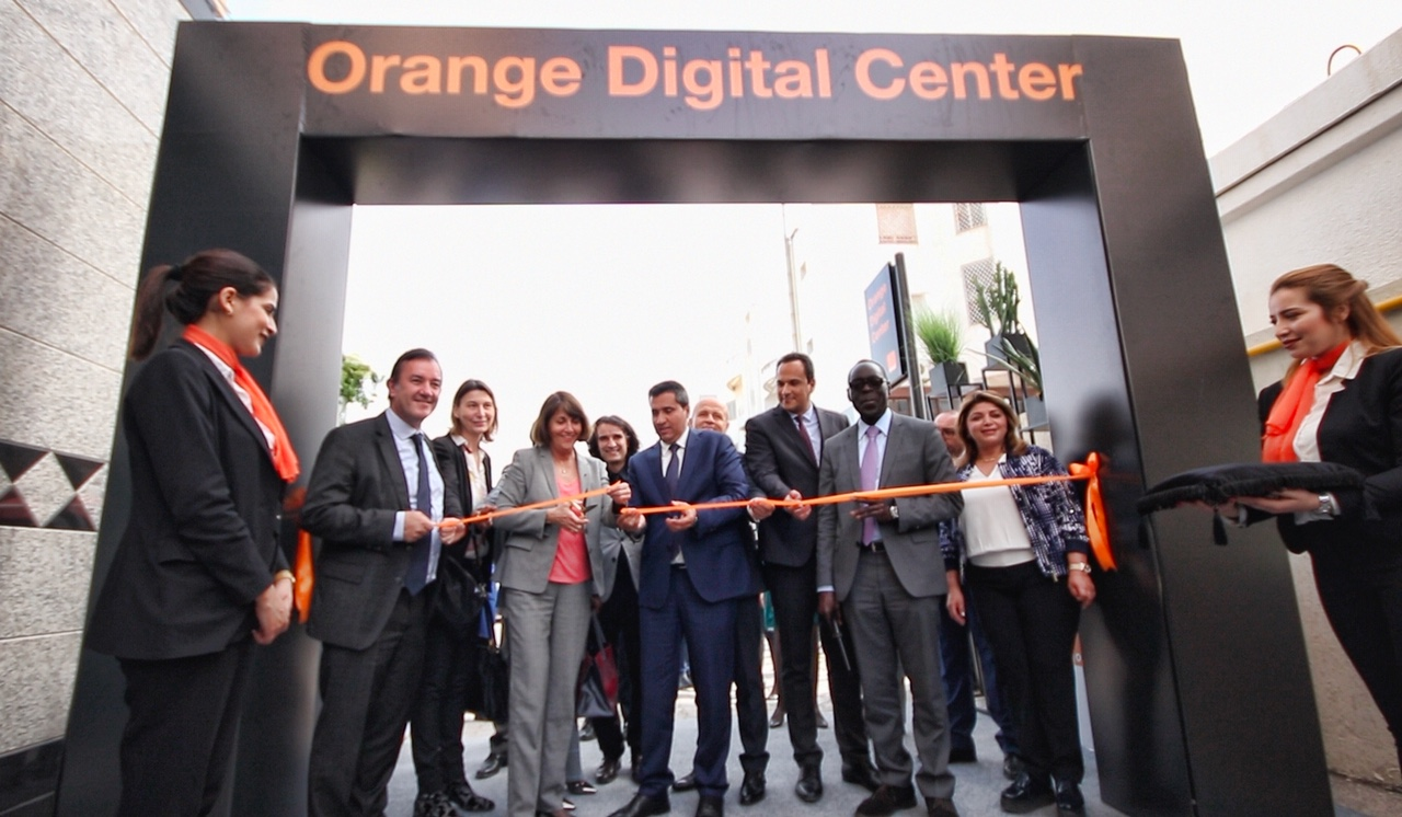 Orange Digital Centre