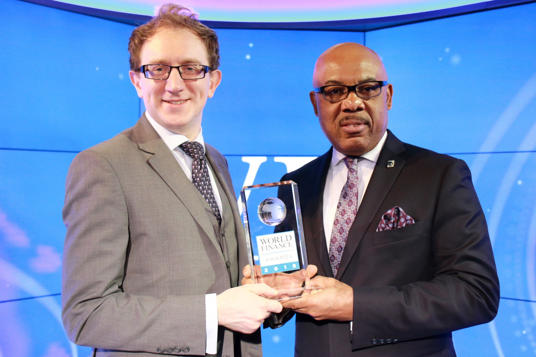 FBNHoldings Wins World Finance Best Corporate Governance in Nigeria Award