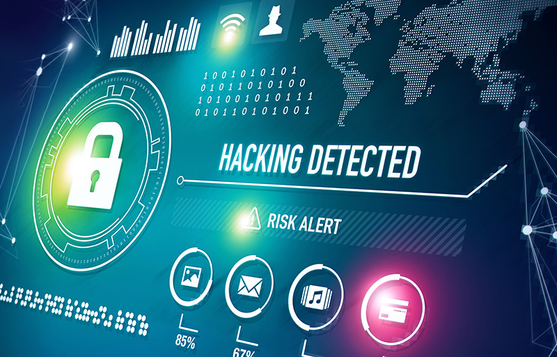 Online Security and Hacking Alert