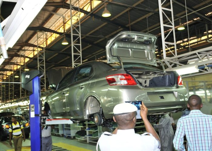 LCCI tasks FG on issuance of vehicle assemblers' licenses