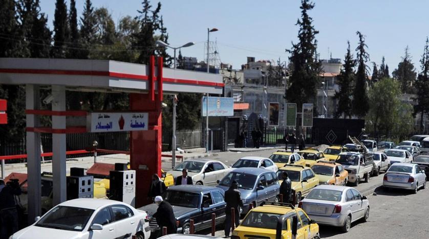 syria fuel crisis