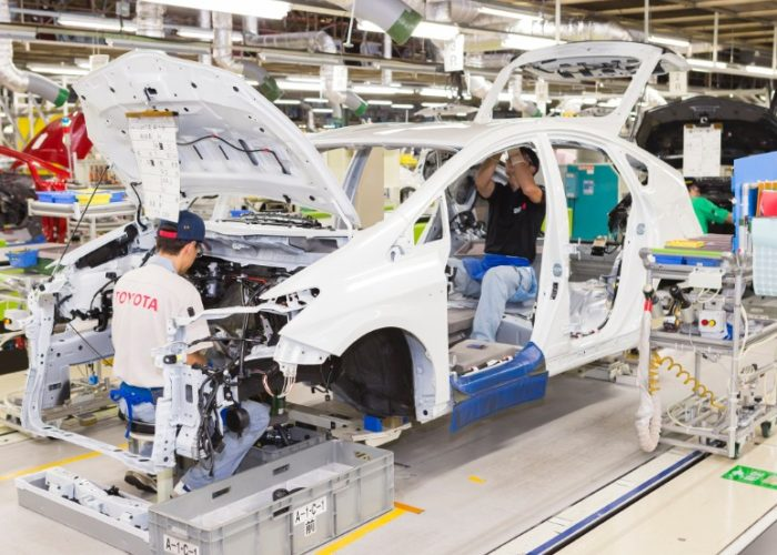 Toyota to spend $53m in Myanmar to build new plant