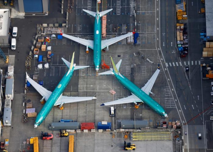 Boeing in talks for more 737 MAX orders after Paris Airshow