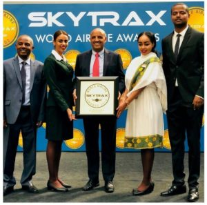 Ethiopian Airline Awards