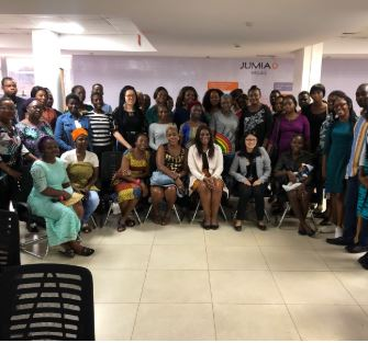 Jumia empowers women in Lagos to deepen e-Commerce penetration