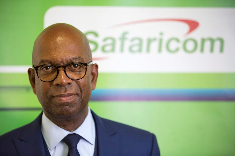 Robert-Collymore - Safaricom CEO